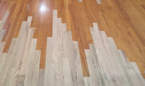 Hardwood Floor Rejuvenation